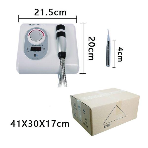 Размеры аппарата
