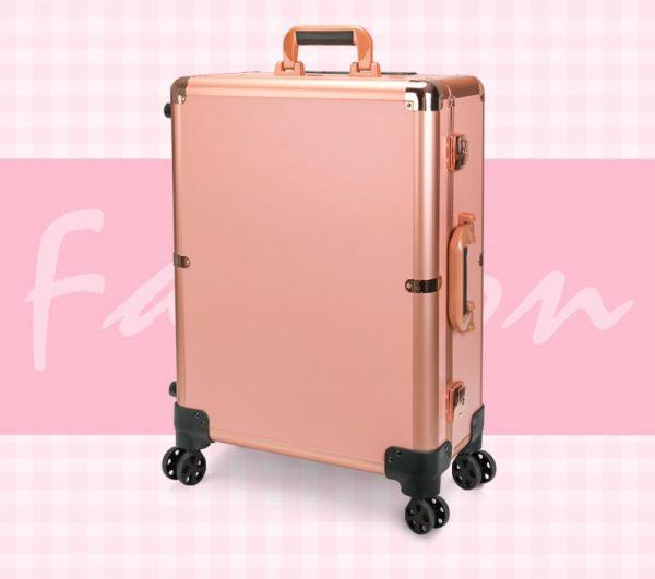 визаж студия розовое золото
