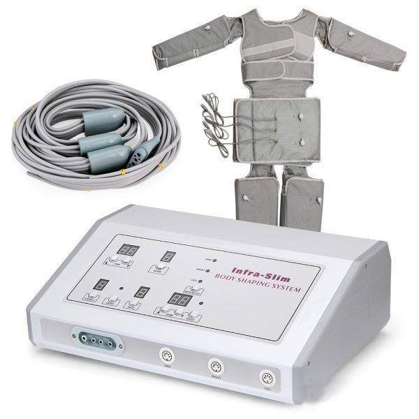 Аппарат для прессотерапии с ик прогревом